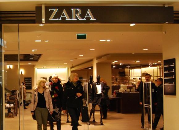 Магазины (zara, bershka, stradivarius, zara home, pullbear, oysho, massimo dutti, mothercare, victoria secret